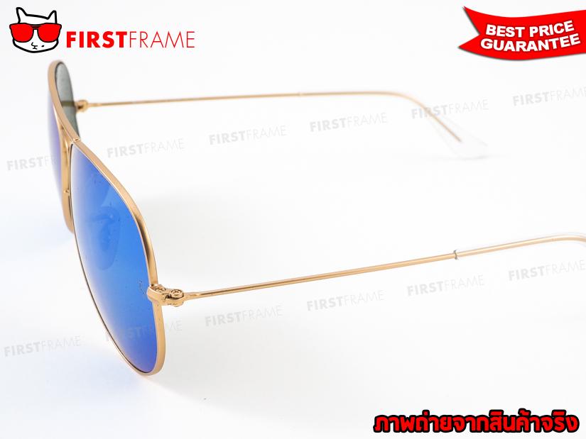 แว่นกันแดด RayBan RB3025 112/17 | AVIATOR LARGE METAL4