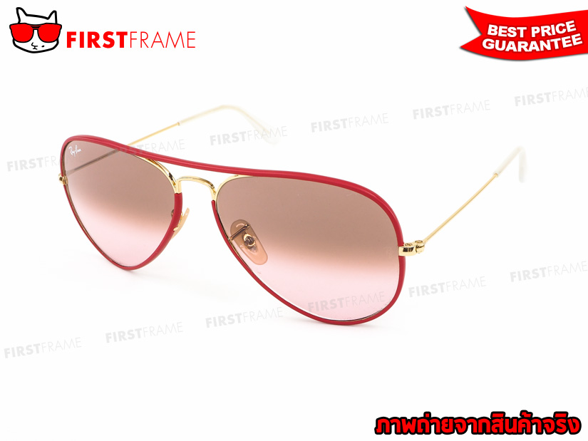 RayBan RB3025JM 001/X3 | AVIATOR FULL COLOR