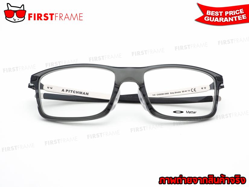 แว่นสายตา OAKLEY OX8096-06 PITCHMAN (ASIA FIT) 5