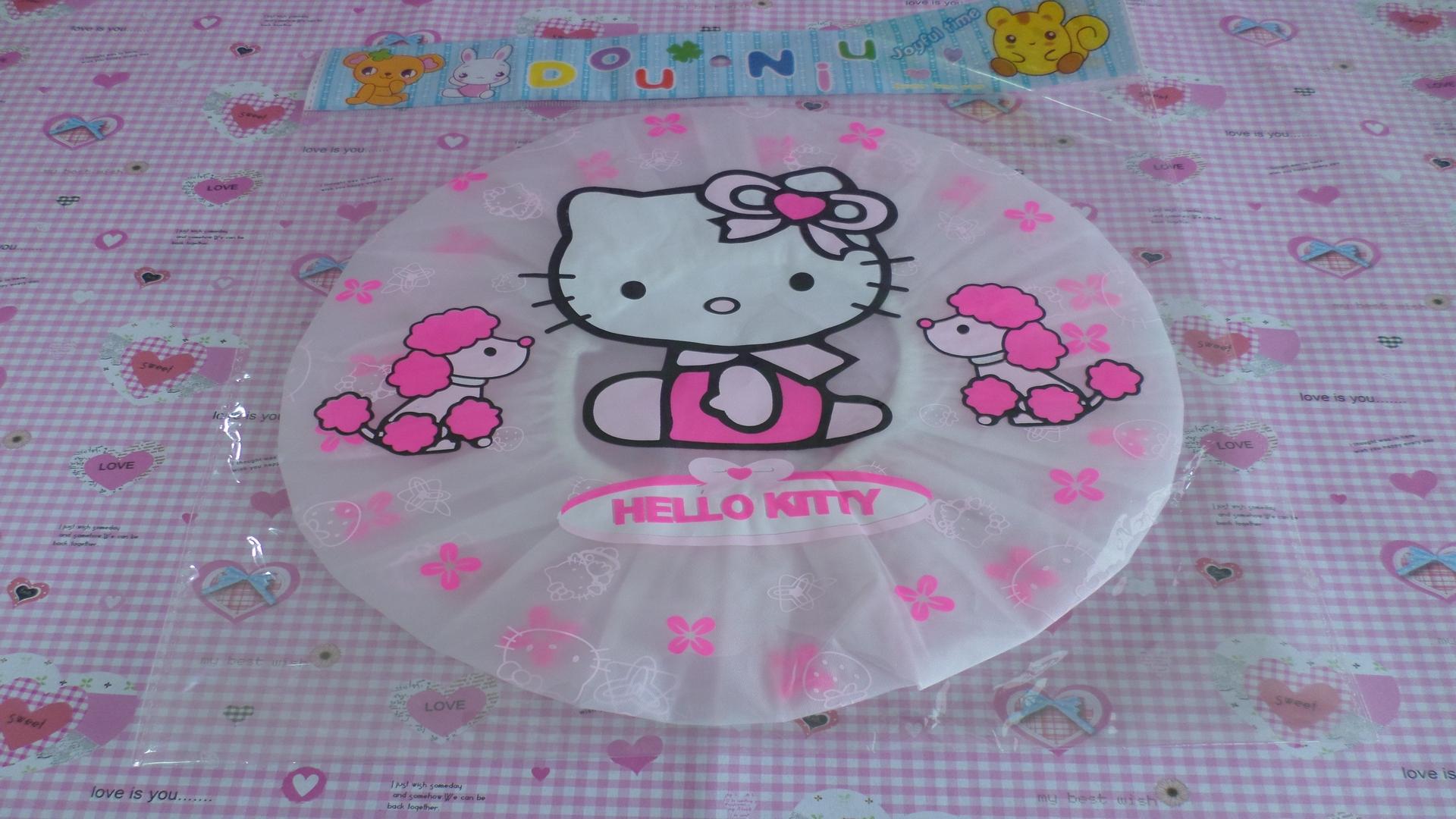 หมวกอาบน้ำ ฮัลโหลคิตตี้ Hello Kitty