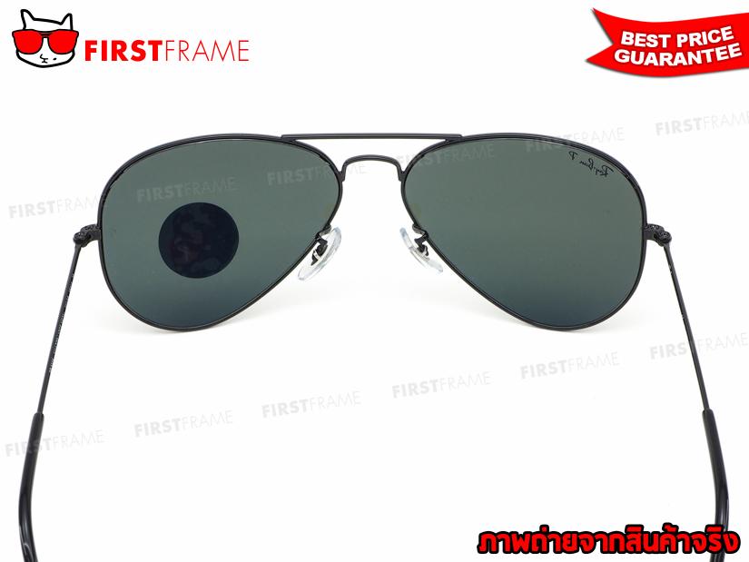 แว่นกันแดด RB3025 002/58 AVIATOR LARGE METAL5