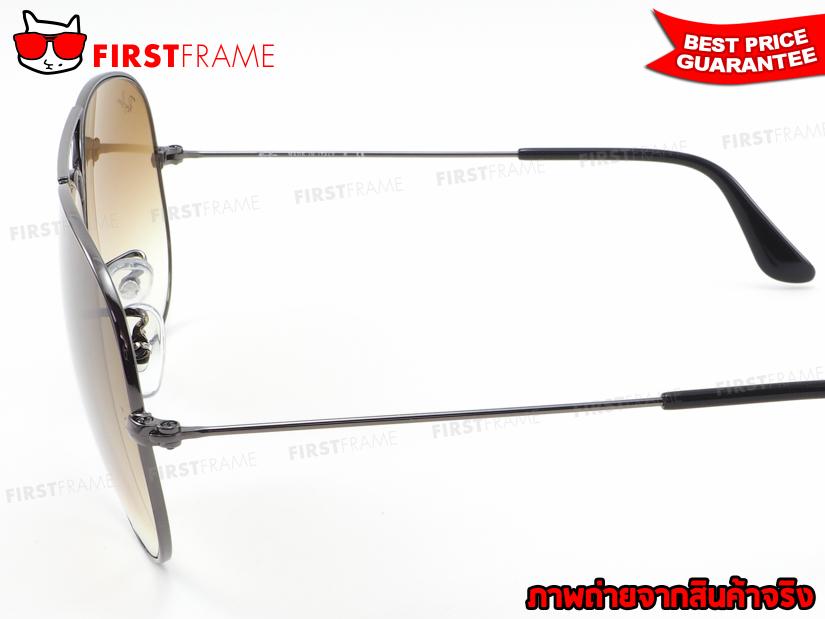 แว่นกันแดด RayBan RB3025 004/51 | AVIATOR LARGE METAL4
