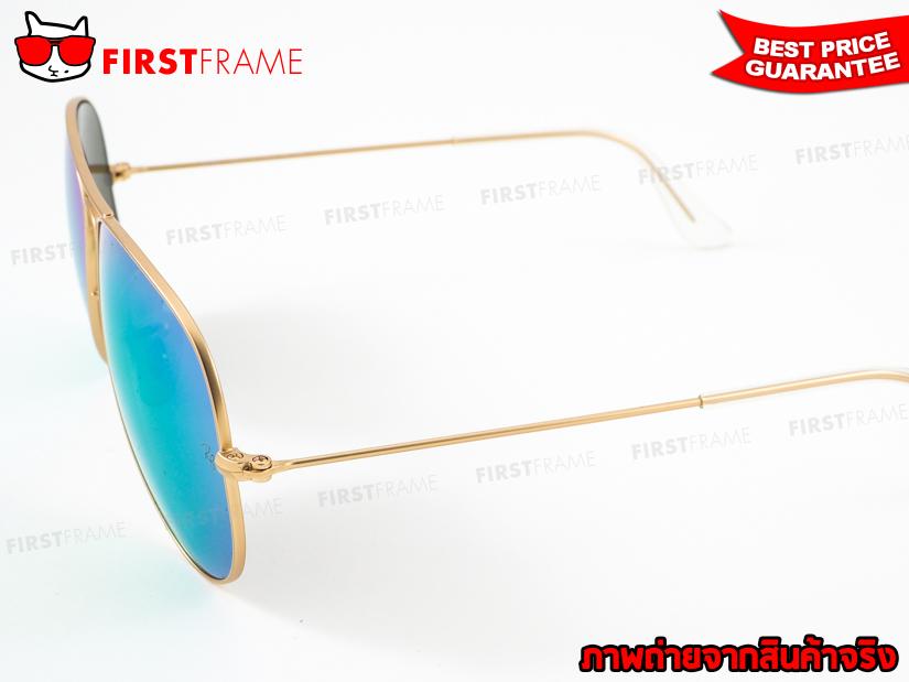 แว่นกันแดด RayBan RB3025 112/19   AVIATOR LARGE METAL4