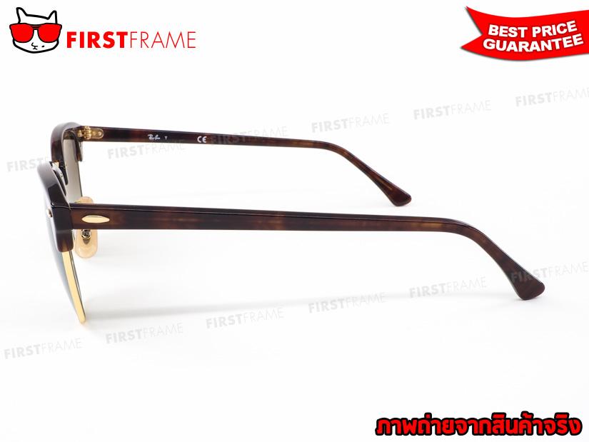 แว่นกันแดด RB3016 990/9J   CLUBMASTER 3