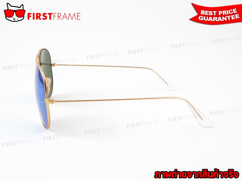 แว่นกันแดด RayBan RB3025 112/17 | AVIATOR LARGE METAL3