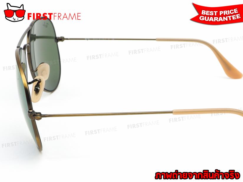 แว่นกันแดด RayBan RB3025 167/1M | AVIATOR LARGE METAL NEW COLOR4