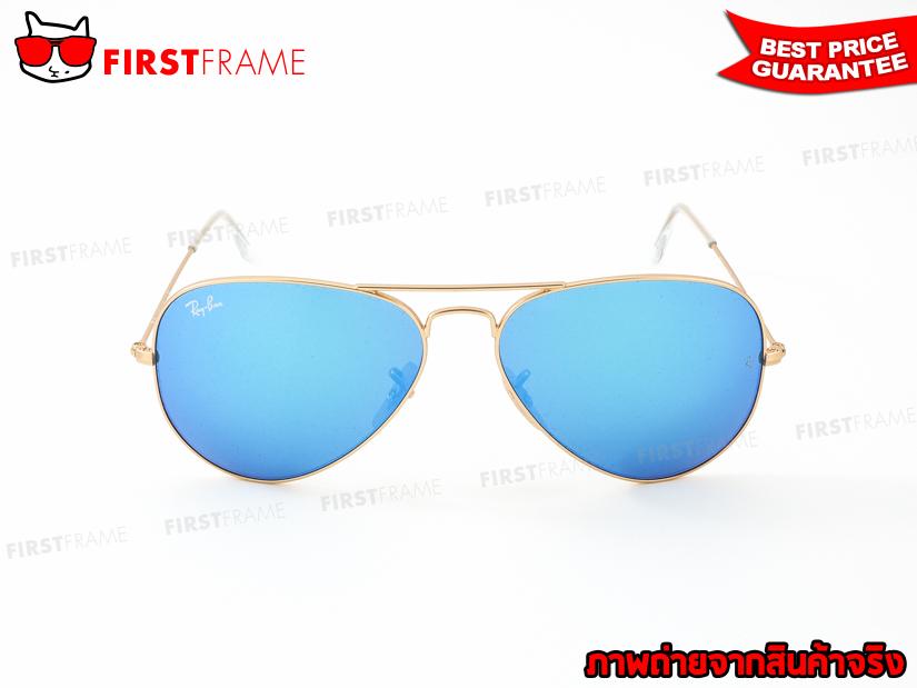 แว่นกันแดด RayBan RB3025 112/17 | AVIATOR LARGE METAL2