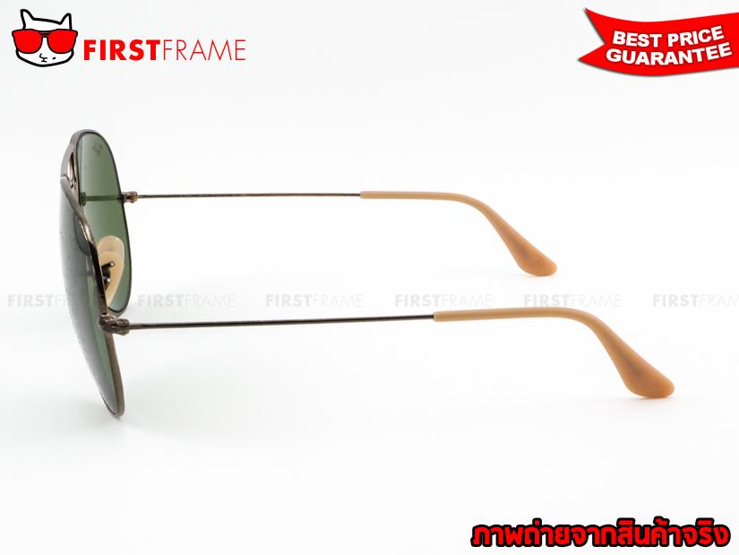 แว่นกันแดด RayBan RB3025 177/4E AVIATOR DISTRESSED2