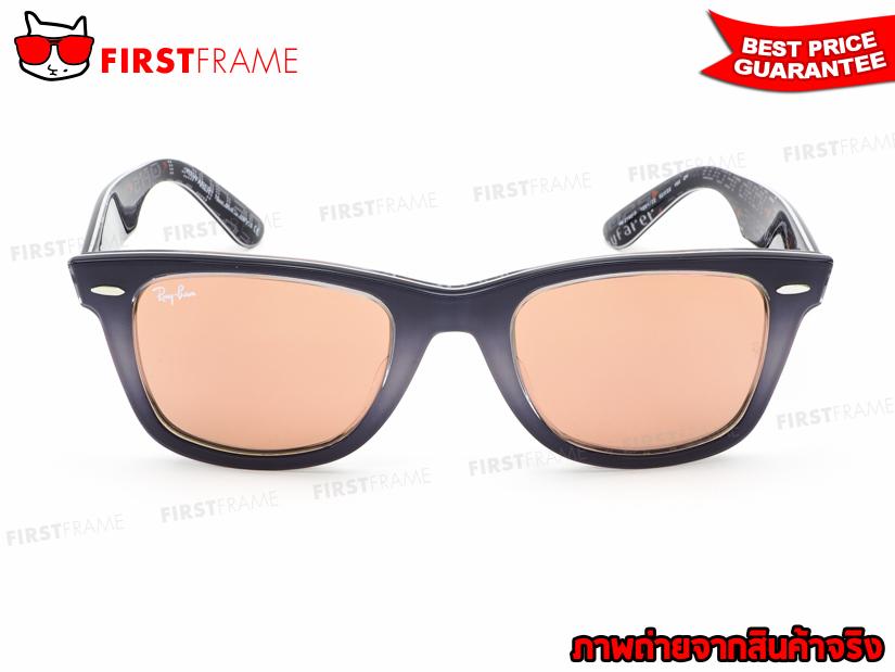 แว่นกันแดด RayBan RB2140F 1201Z2 ORIGINAL WAYFARER2