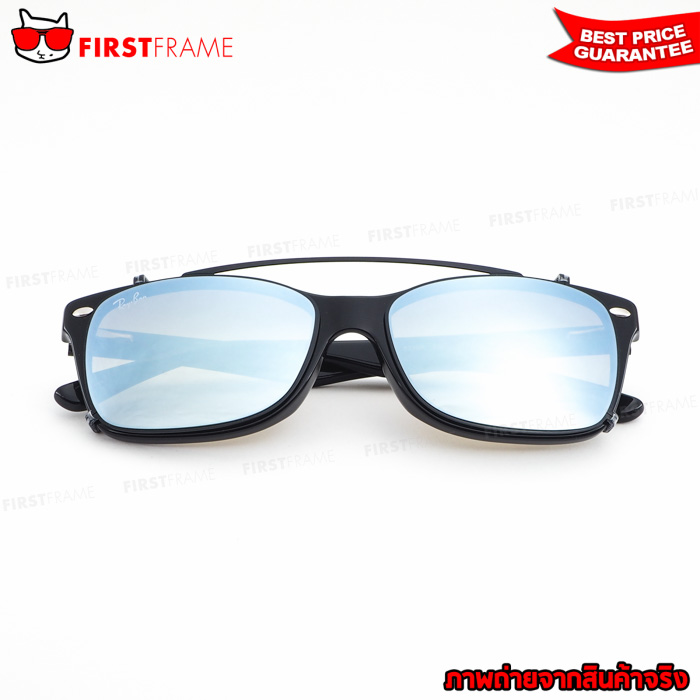 Clip On สำหรับกรอบแว่นสายตา RayBan RX5228C 2509B8 6