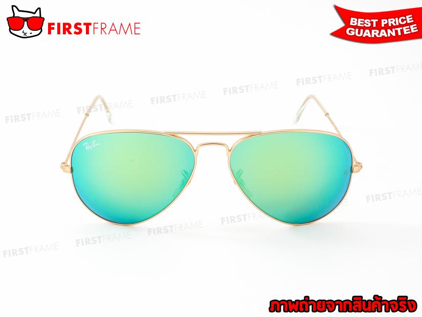 แว่นกันแดด RayBan RB3025 112/19   AVIATOR LARGE METAL2