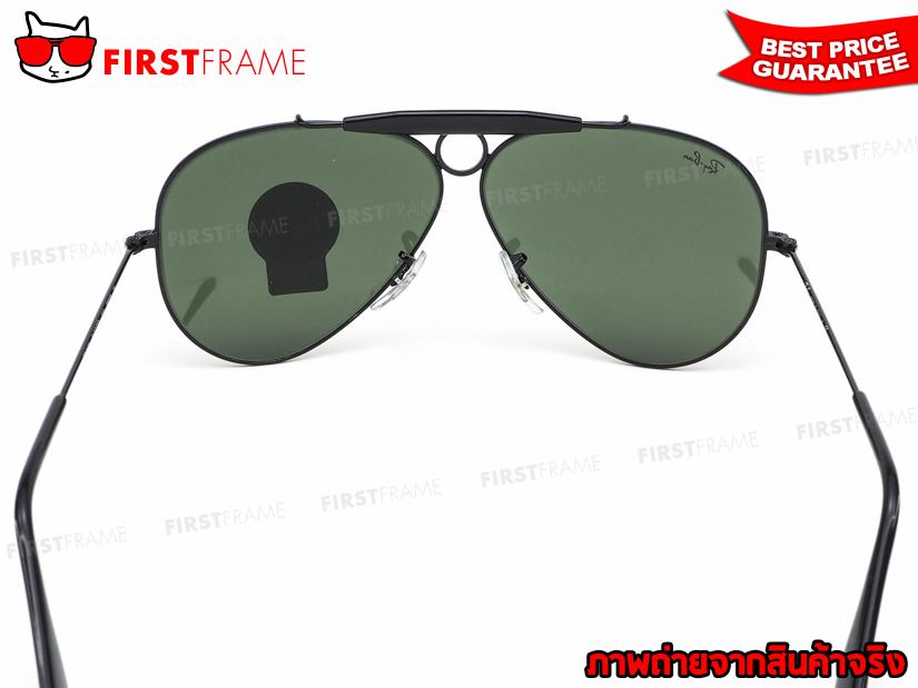 แว่นกันแดด RayBan RB3138 002 SHOOTER 4