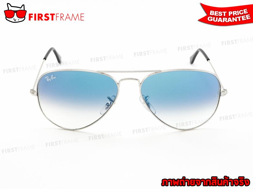 แว่นกันแดด RayBan RB3025 003/3F | AVIATOR LARGE METAL2
