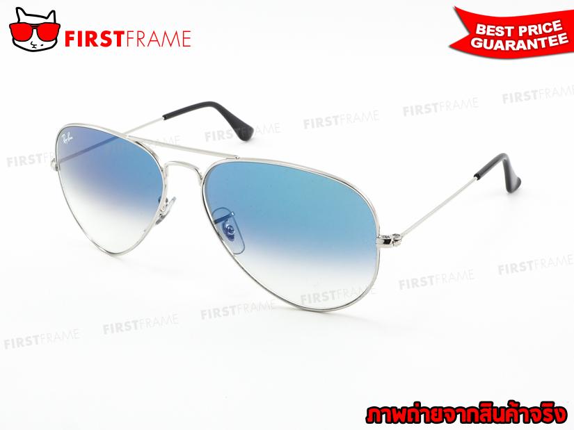 RayBan RB3025 003/3F | AVIATOR LARGE METAL