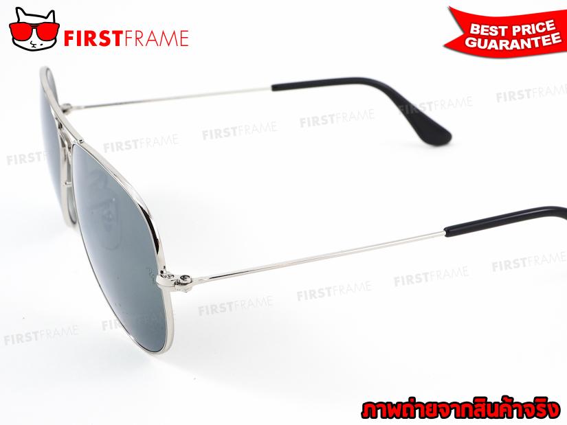 แว่นกันแดด RayBan RB3025 W3275 | AVIATOR LARGE METAL4