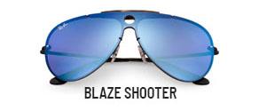 RayBan RB3581N BLAZE SHOOTER