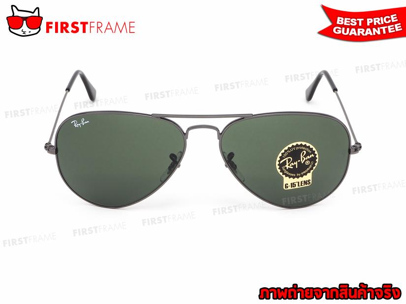 แว่นกันแดด RayBan RB3025 W0879 AVIATOR LARGE METAL2