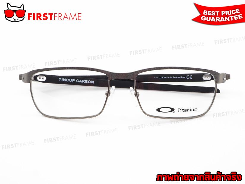 แว่นสายตา OAKLEY OX5094-04 TINCUP CARBON Titanium 4