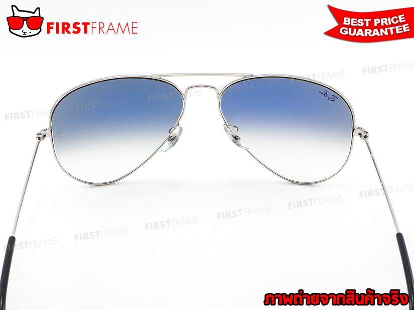 แว่นกันแดด RayBan RB3025 003/3F | AVIATOR LARGE METAL5