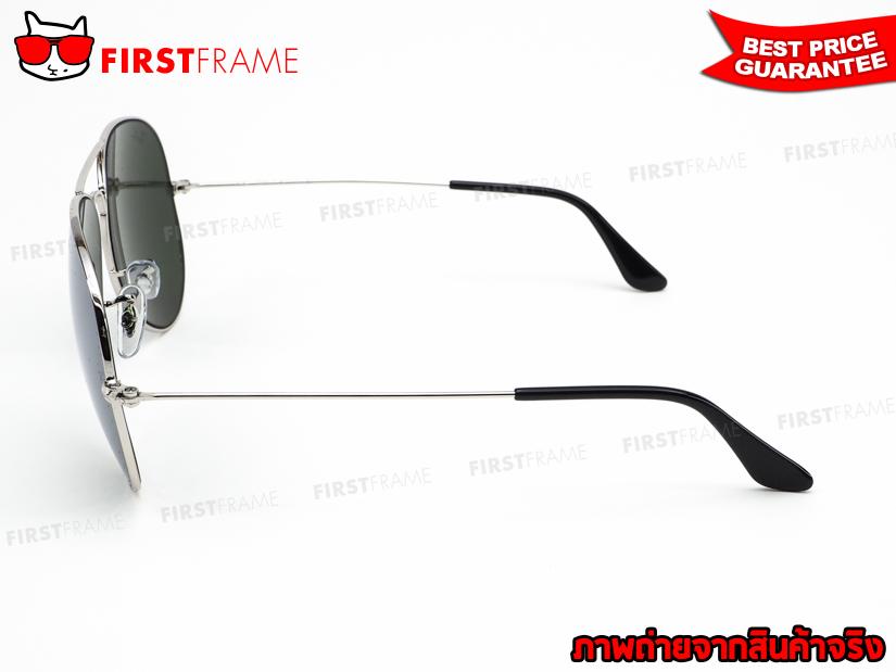 แว่นกันแดด RayBan RB3025 003/40 | AVIATOR LARGE METAL3