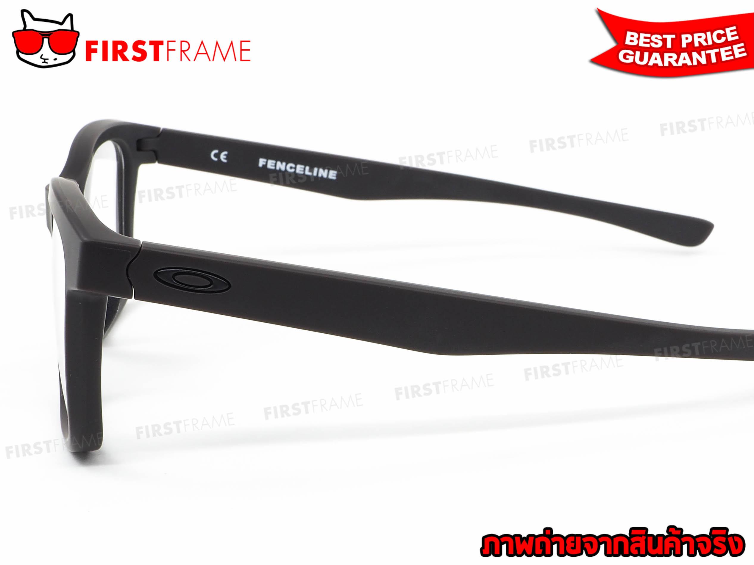 แว่นสายตา OAKLEY OX8069-07 FENCELINE 4