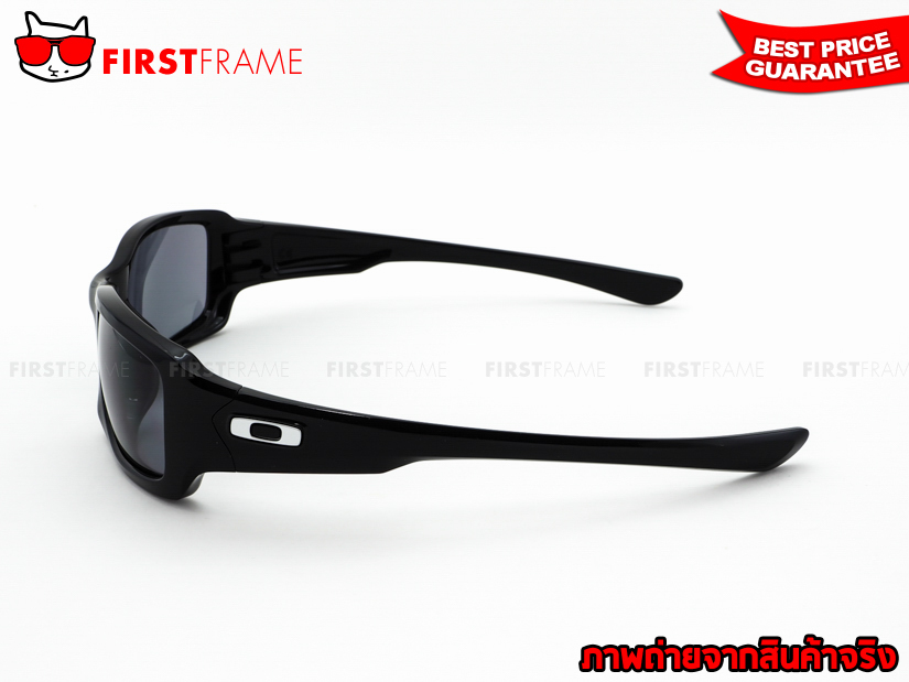 แว่นกันแดด OAKLEY OO9214-01 FIVES SQUARED (ASIAN FIT) LIMITED EDITION 2