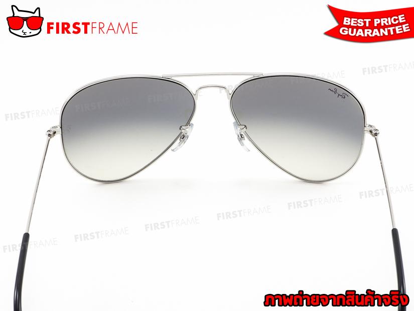 แว่นกันแดด RayBan RB3025 003/32 | AVIATOR LARGE METAL5