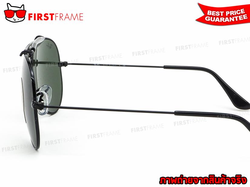 แว่นกันแดด RayBan RB3138 002 SHOOTER 5