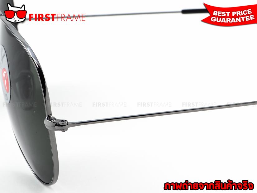 แว่นกันแดด RayBan RB3025 004/58 AVIATOR LARGE METAL4