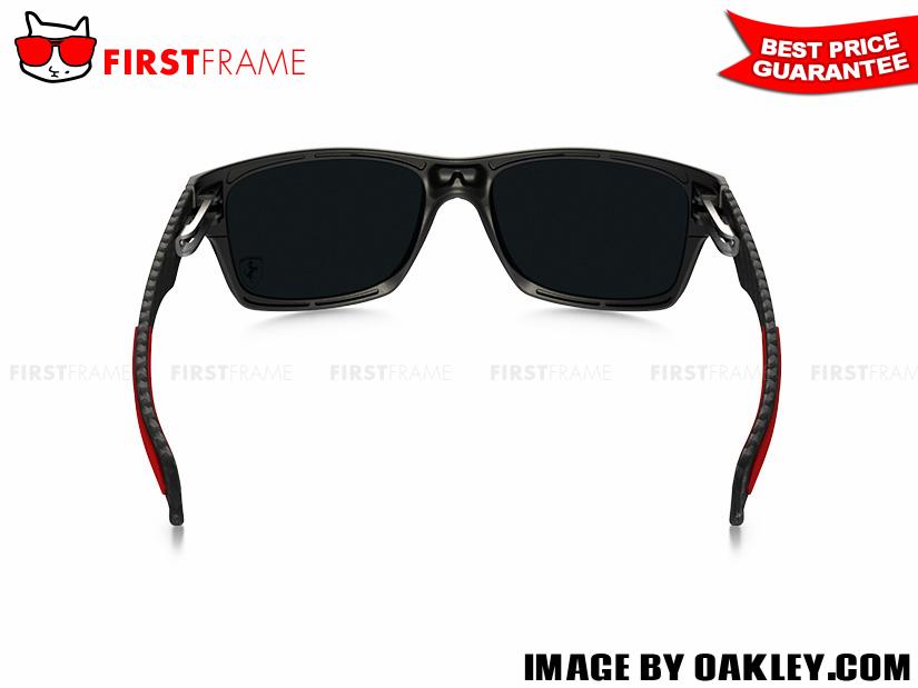 แว่นกันแดด OAKLEY OO9220-06 JUPITER CARBON FERRARI COLLECTION 4