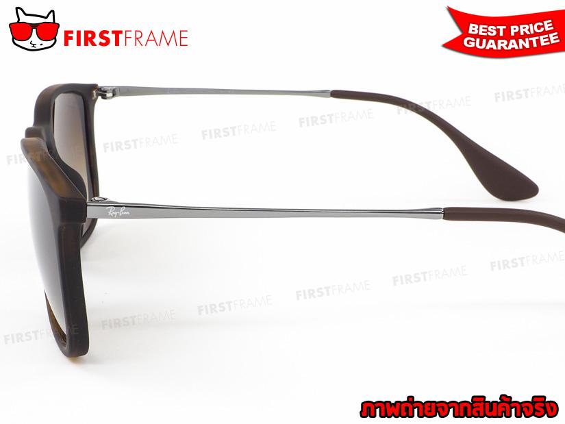 แว่นกันแดด RayBan RB4187F 865/13 CHRIS 4