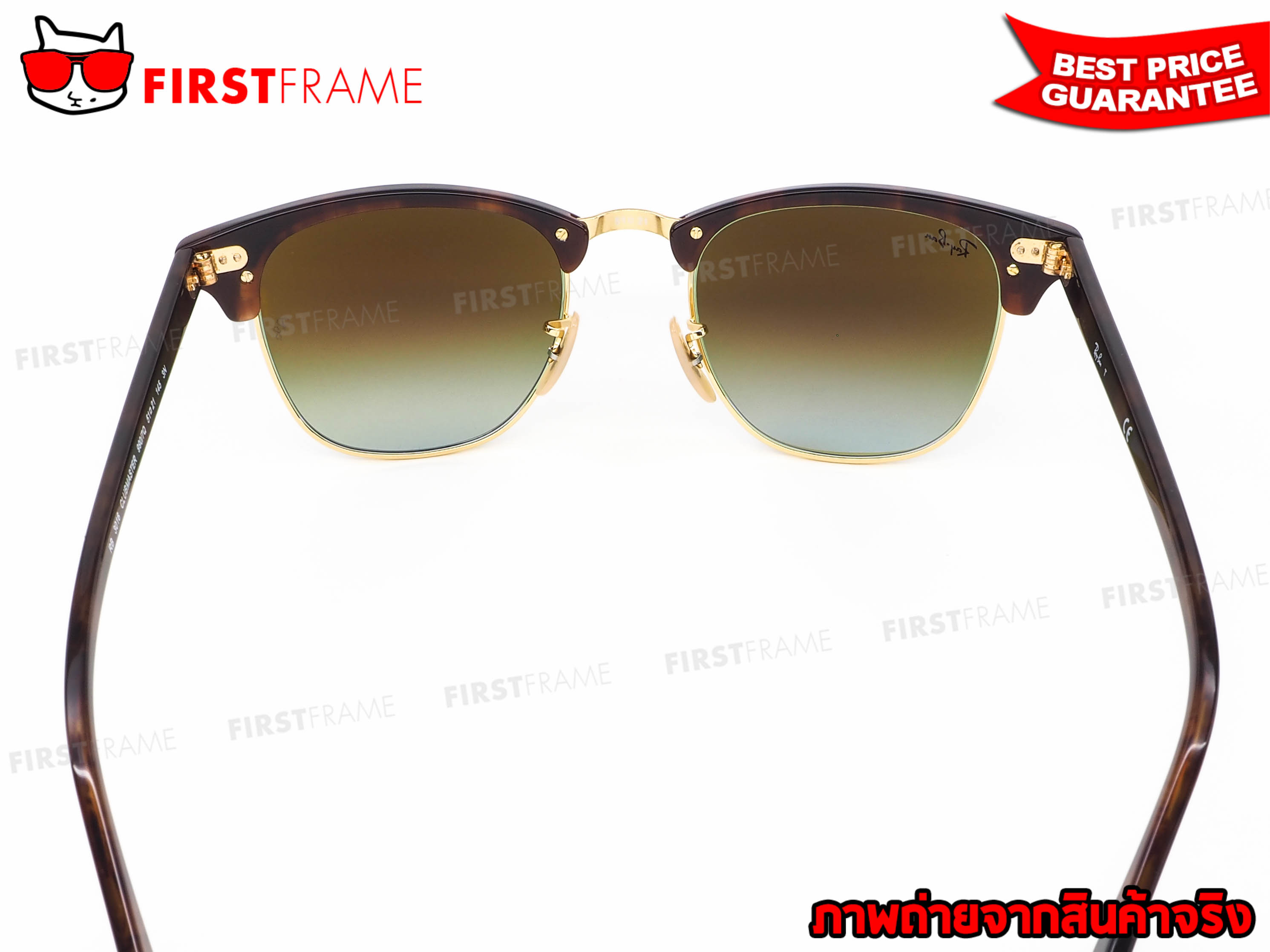 แว่นกันแดด RB3016 990/7Q | CLUBMASTER 5