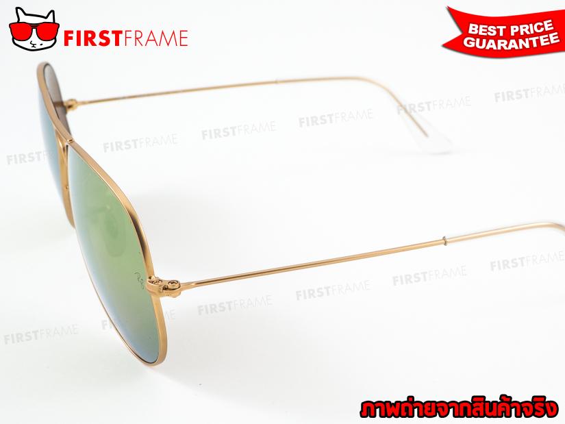 แว่นกันแดด RayBan RB3025 112/93 | AVIATOR LARGE METAL4