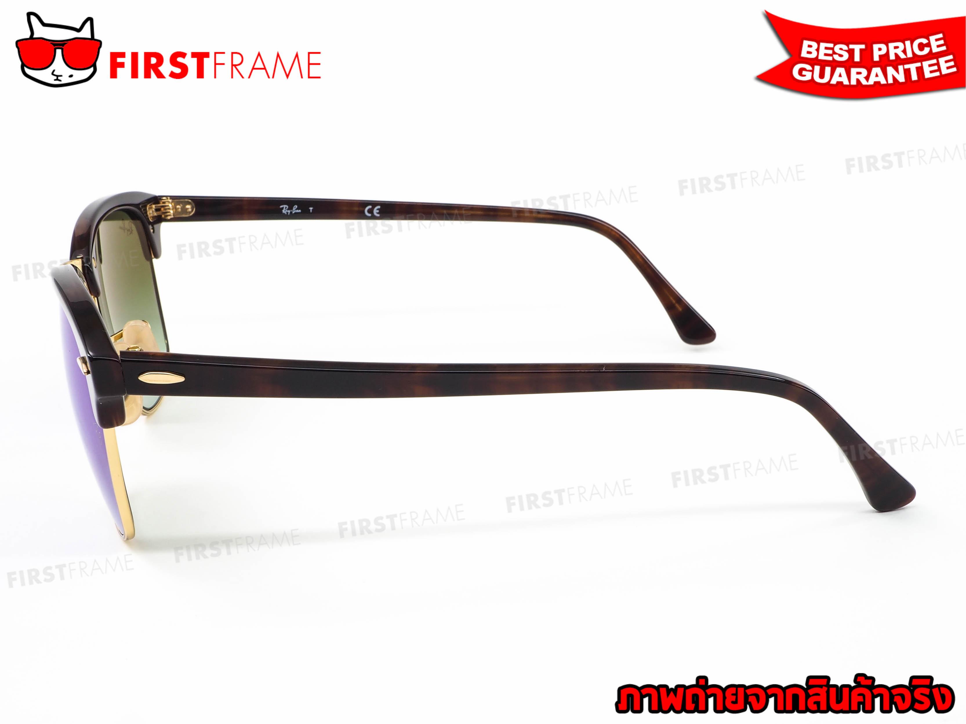 แว่นกันแดด RB3016 990/7Q | CLUBMASTER 3