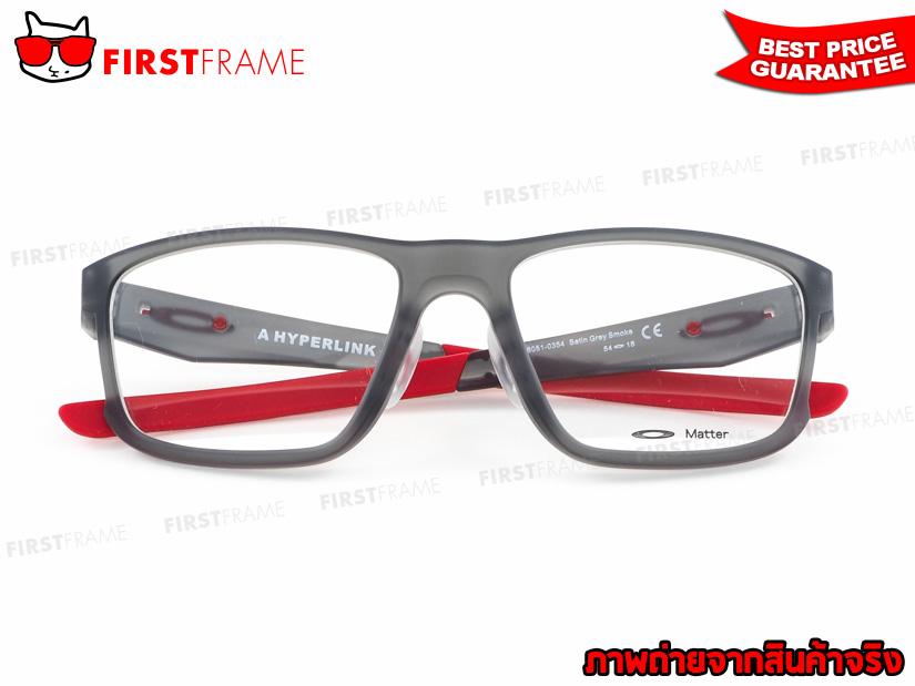 แว่นสายตา OAKLEY OX8051-03 HYPERLINK (ASIA FIT) 5