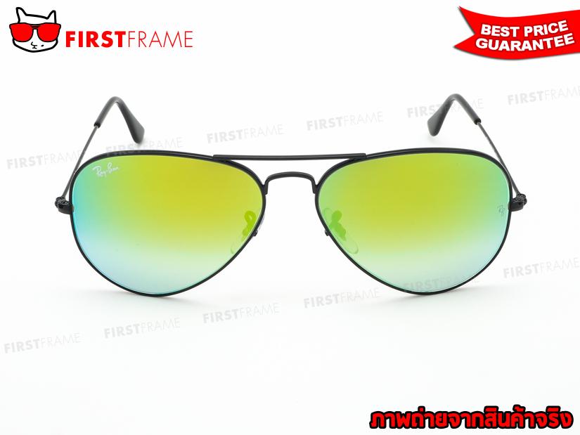 แว่นกันแดด RB3025 002/4J AVIATOR LARGE METAL3