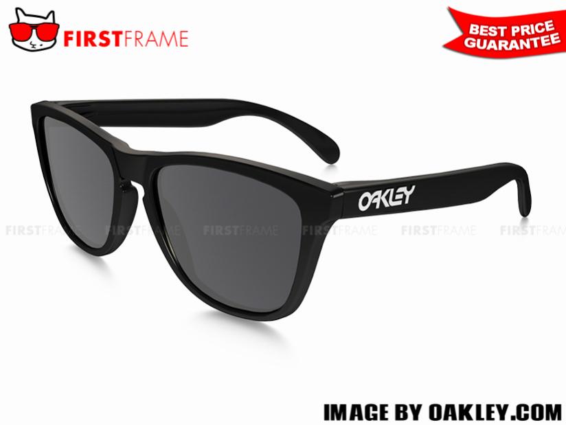 OAKLEY OO9245-01 FROGSKINS (ASIA FIT)