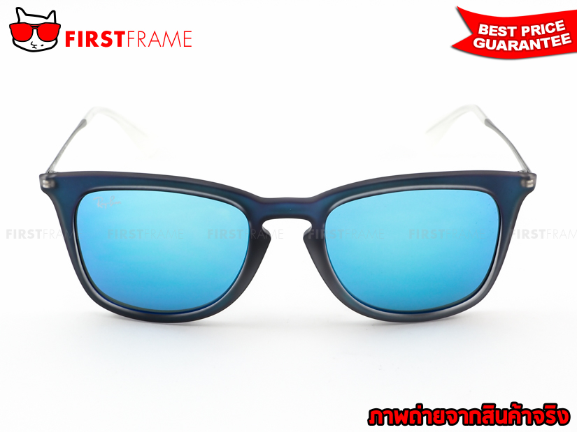 แว่นกันแดด RayBan RB4221F 617055 3
