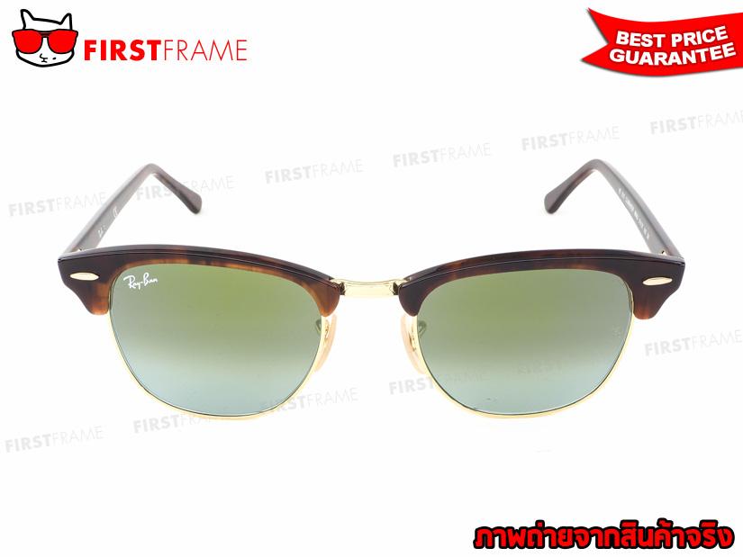 แว่นกันแดด RB3016 990/9J   CLUBMASTER 2