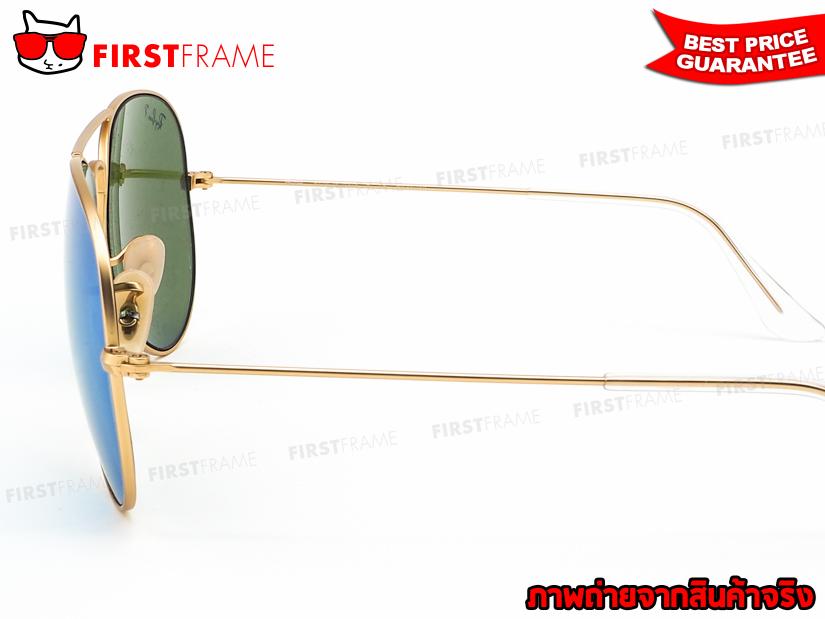 แว่นกันแดด RayBan RB3025 112/4L AVIATOR LARGE METAL5