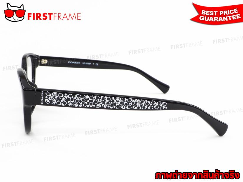 กรอบแว่นสายตา COACH HC6069F 5002 3