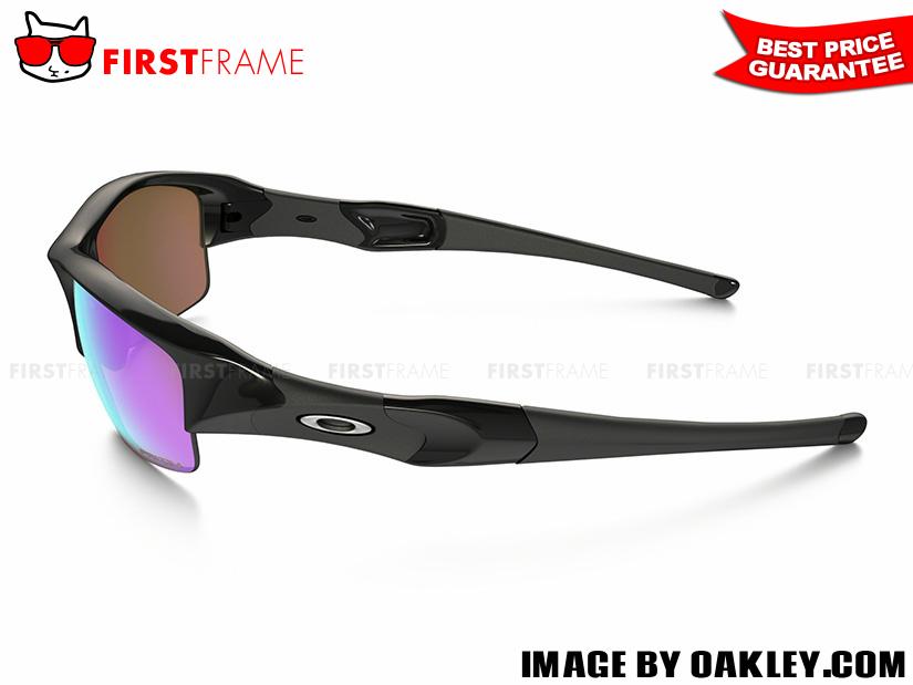 แว่นกันแดด OAKLEY OO9112-01 FLAK JACKET (ASIA FIT) 3