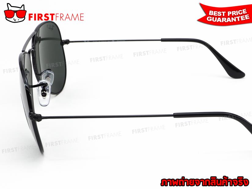 แว่นกันแดด RB3025 002/58 AVIATOR LARGE METAL4