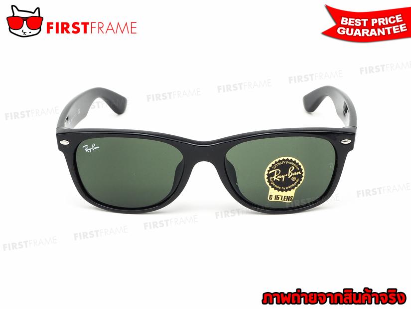 แว่นกันแดด RayBan RB2132F 901 NEW WAYFARER2