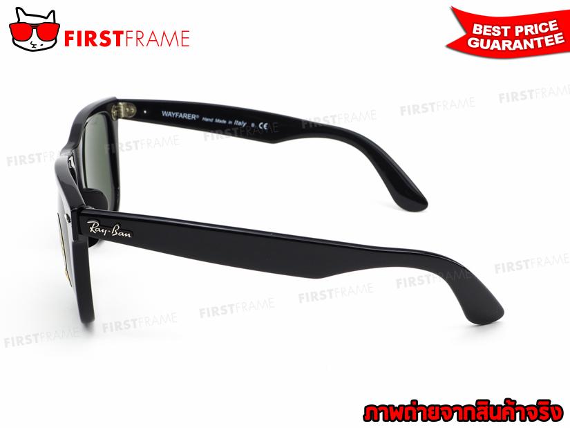 แว่นกันแดด RayBan RB2140F 901 ORIGINAL WAYFARER3