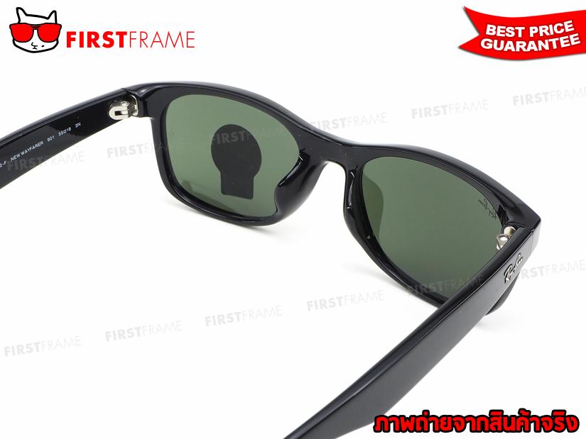 แว่นกันแดด RayBan RB2132F 901 NEW WAYFARER4