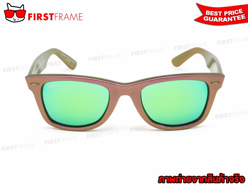 แว่นกันแดด RayBan RB2140F 611019 ORIGINAL WAYFARER COSMO2