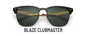 RayBan RB3576N BLAZE CLUBMASTER