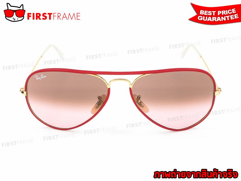 แว่นกันแดด RayBan RB3025JM 001/X3 | AVIATOR FULL COLOR 2