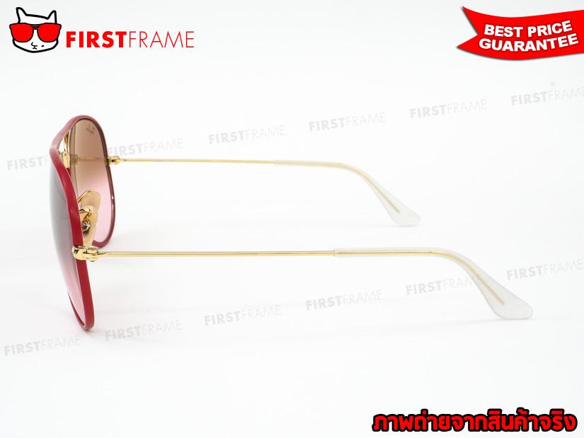 แว่นกันแดด RayBan RB3025JM 001/X3 | AVIATOR FULL COLOR 3